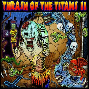 "THRASH OF THE TITANS II ""compilation"" 12"""