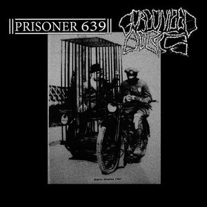 PRISONER 639 / GORGONIZED DORKS split 7""