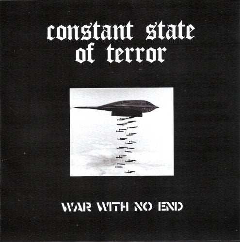 CONSTANT STATE OF TERROR war with no end 7
