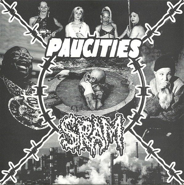 PAUCITIES / SRAM split 7