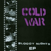 COLD WAR bloody nights 7""