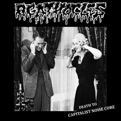 AGATHOCLES death to capitalist noise core 7