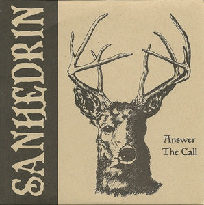 SANHEDRIN answer the call 7""