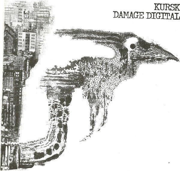 KURSK / DAMAGE DIGITAL split 7