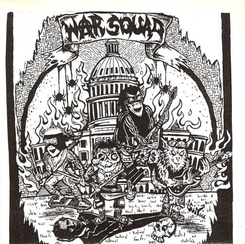 WAR SQUAD self titled 7