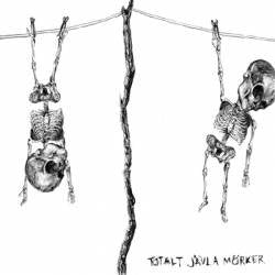 TOTALT JAVLA MORKER / THEY FEAR THE RECLAIM split 7""