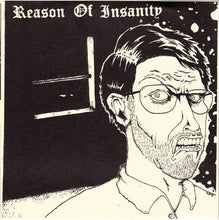Load image into Gallery viewer, REASON OF INSANITY / RACE AGAINST TIME split 7""
