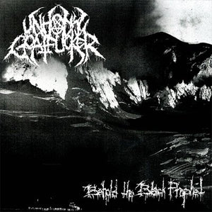 HELLHUNTER / UNHOLY GOATFUCKER split 7""