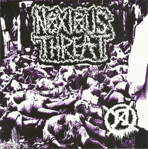 AGATHOCLES / NOXIOUS THREAT split 7""