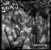"THE SKUDS ""annihilation"" 12"""