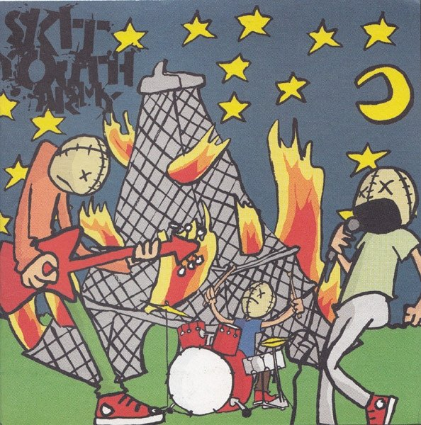 SKIT YOUTH ARMY self titled 7