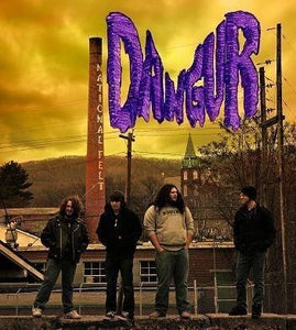 DANGUR kick the bucket 7""