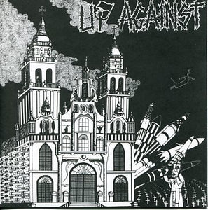 UP AGAINST self titled 7""