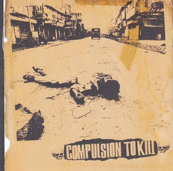 COMPULSION TO KILL / NEEDFUL THINGS split 7
