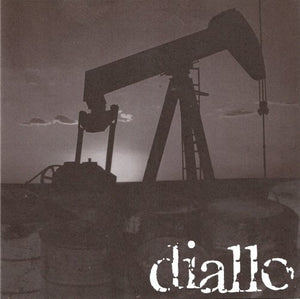 EXHALE / DIALLO split 7""