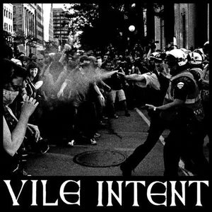 VILE INTENT skin in the game 7""