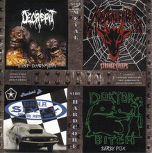 Load image into Gallery viewer, TO HELL WITH CLEVELAND compilation 7""