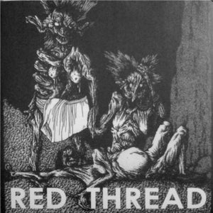 RED THREAD self titled 7""