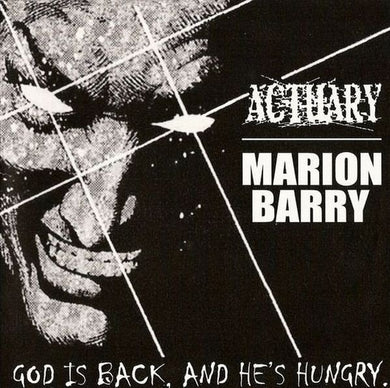 ACTUARY / MARION BARRY split 7