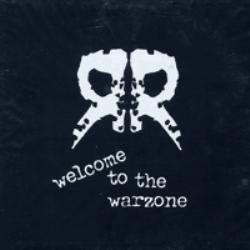 RED REACTION welcome to the warzone 12""
