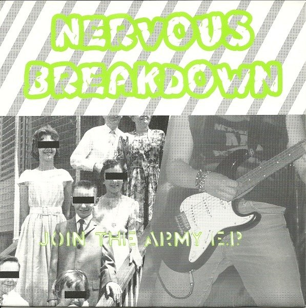NERVOUS BREAKDOWN join the army 7