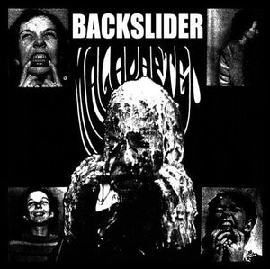 BACKSLIDER maladapted 7""