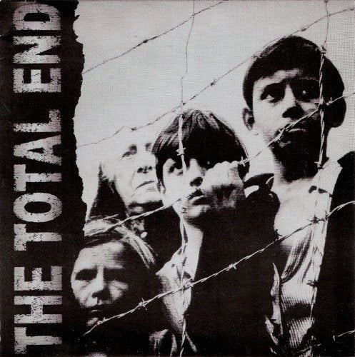 THE TOTAL END self titled 7