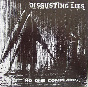 FACT / DISGUSTING LIES split 7""