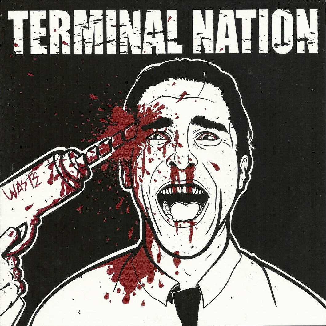TERMINAL NATION self titled 7