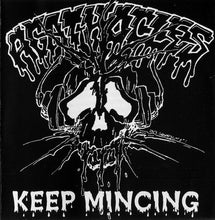 Load image into Gallery viewer, AGATHOCLES keep mincing DOUBLE 7""