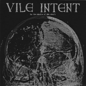 VILE INTENT in the shadow of the skull 7""