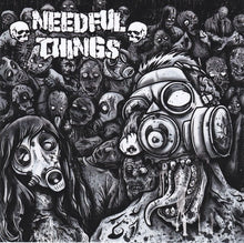 Load image into Gallery viewer, COMPULSION TO KILL / NEEDFUL THINGS split 7""
