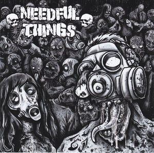 COMPULSION TO KILL / NEEDFUL THINGS split 7""