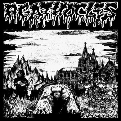 AGATHOCLES / IRON BUTTER split 7