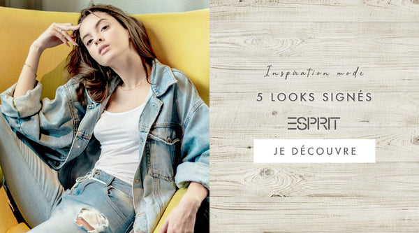 Tenues Esprit - Blog mode Once Again