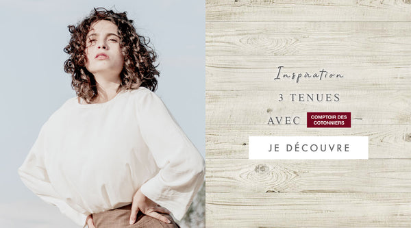 Inspiration mode Comptoir des Cotonniers - blog mode Once Again