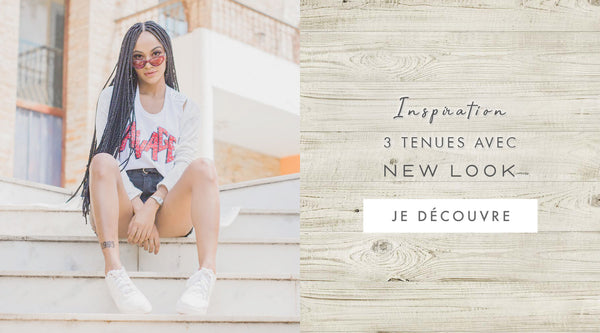New Look - Inspiration mode - Blog mode responsable Once Again