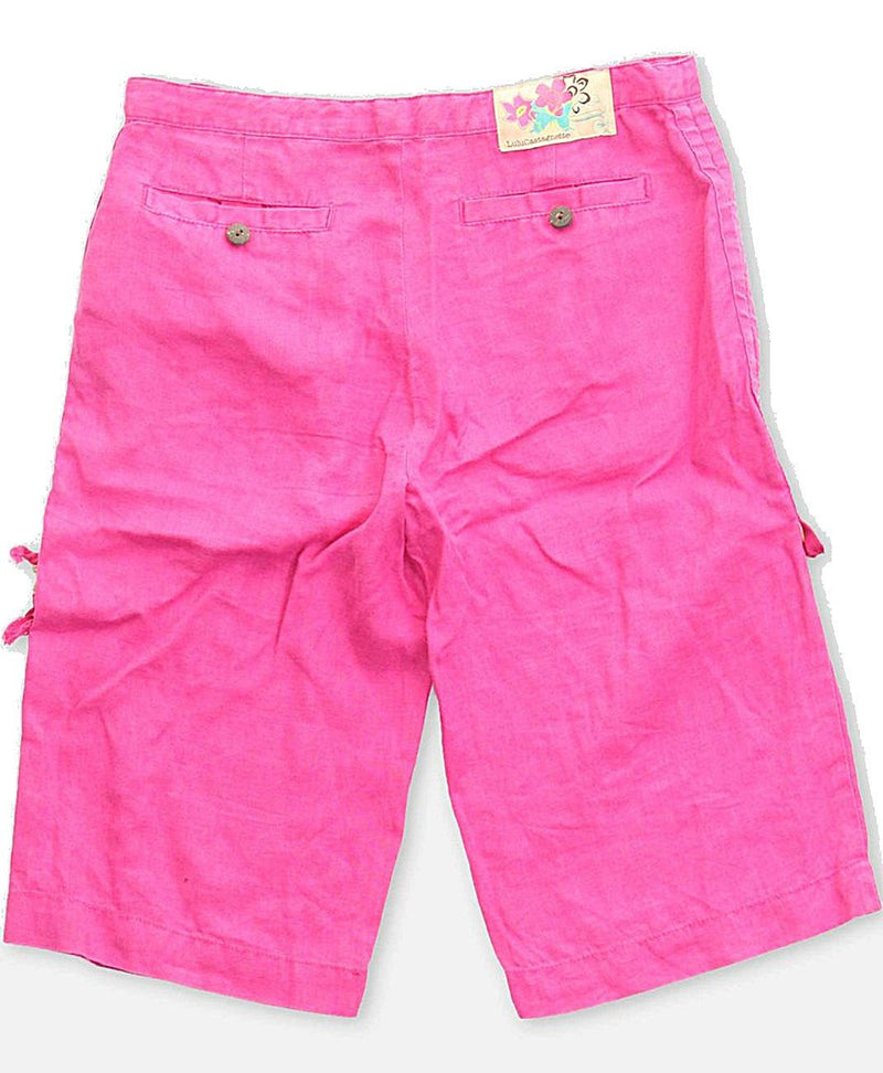 202890 Shorts et bermudas LULUCASTAGNETTE Occasion Vêtement occasion seconde main
