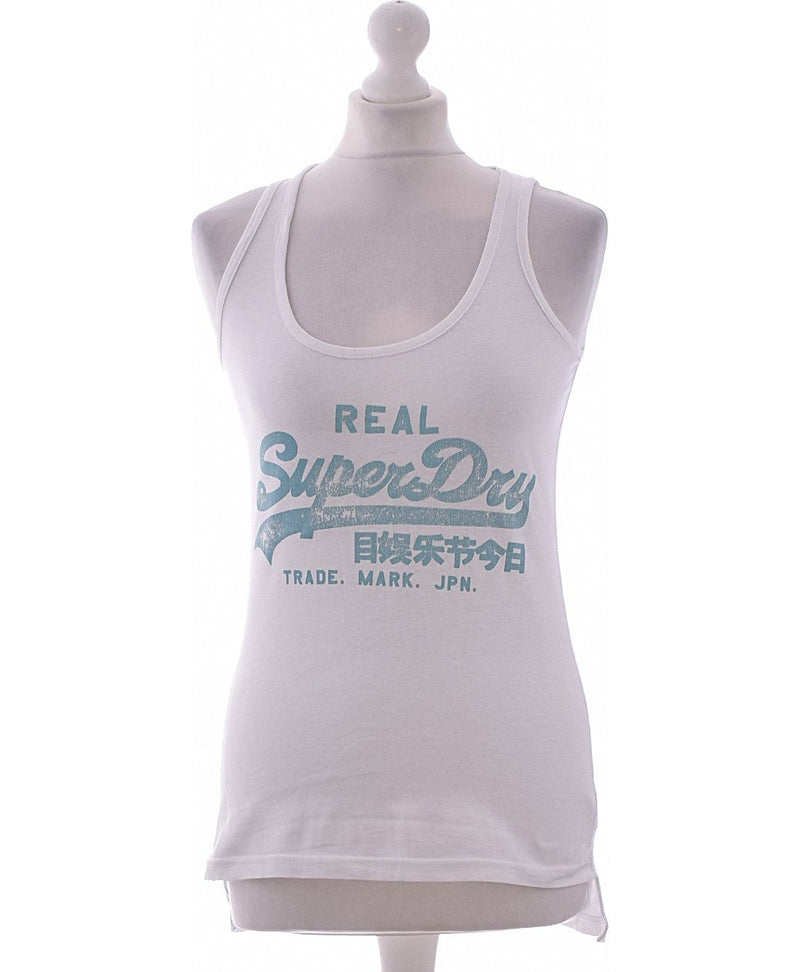 231836 Tops et t-shirts SUPERDRY Occasion Once Again Friperie en ligne