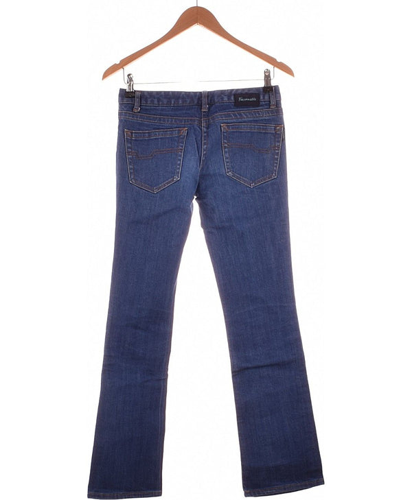 237763 Jeans FACONNABLE Occasion Vêtement occasion seconde main