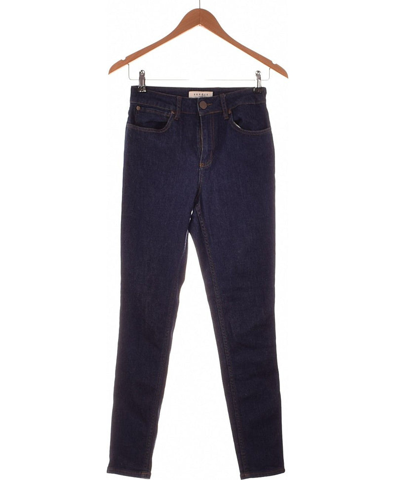 244374 Jeans SANDRO Occasion Once Again Friperie en ligne