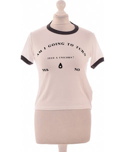249039 Tops et t-shirts PULL AND BEAR Occasion Once Again Friperie en ligne