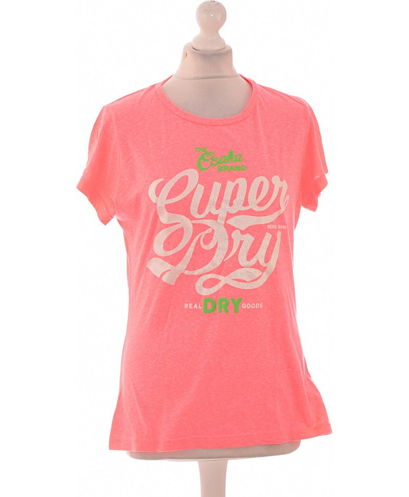 249362 Tops et t-shirts SUPERDRY Occasion Once Again Friperie en ligne