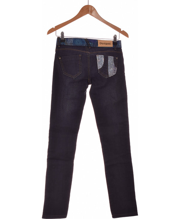 250974 Jeans DESIGUAL Occasion Vêtement occasion seconde main