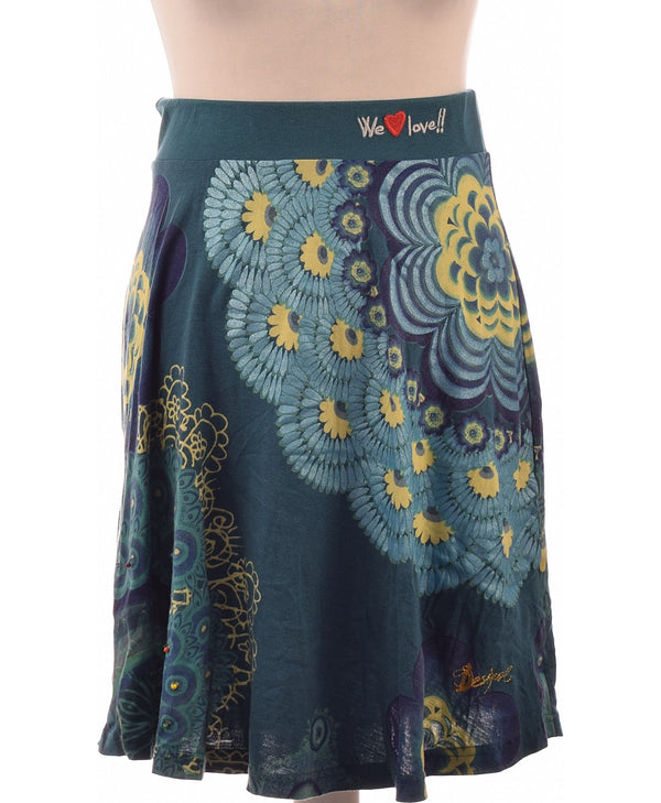 252803 Jupes DESIGUAL Occasion Once Again Friperie en ligne