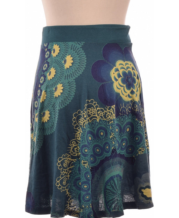 252803 Jupes DESIGUAL Occasion Vêtement occasion seconde main