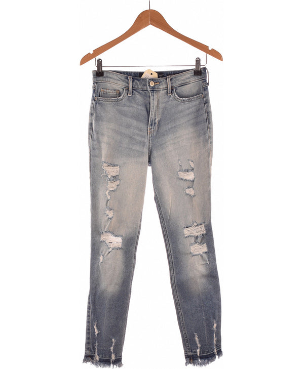257655 Jeans HOLLISTER Occasion Once Again Friperie en ligne