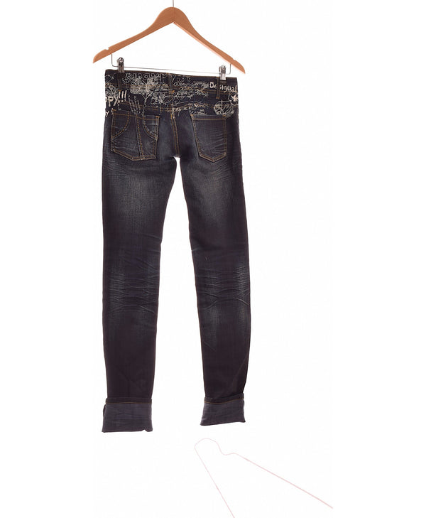 258106 Jeans DESIGUAL Occasion Vêtement occasion seconde main