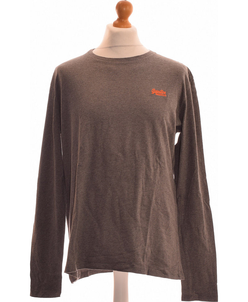 283582 Tops et t-shirts SUPERDRY Occasion Once Again Friperie en ligne
