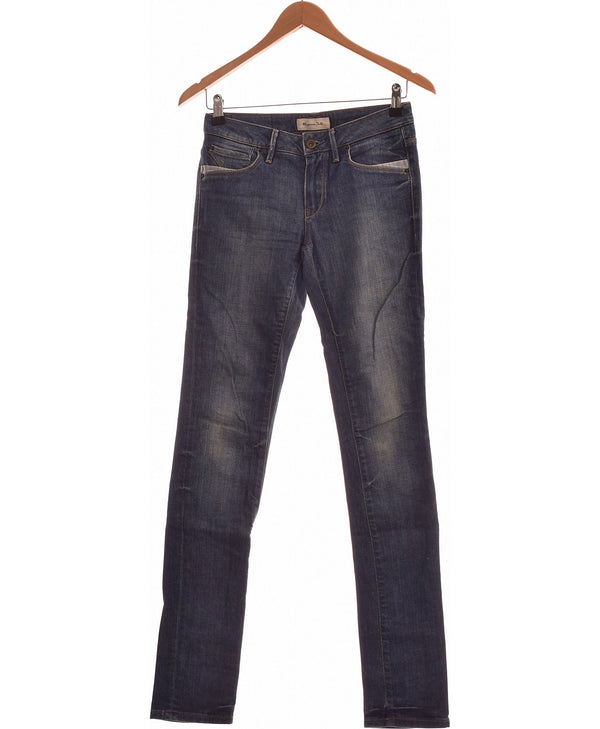 284874 Jeans MASSIMO DUTTI Occasion Once Again Friperie en ligne
